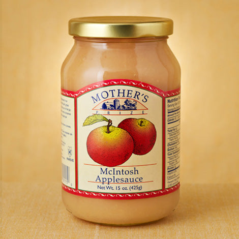 McIntosh Applesauce (1x, 15 Oz.)