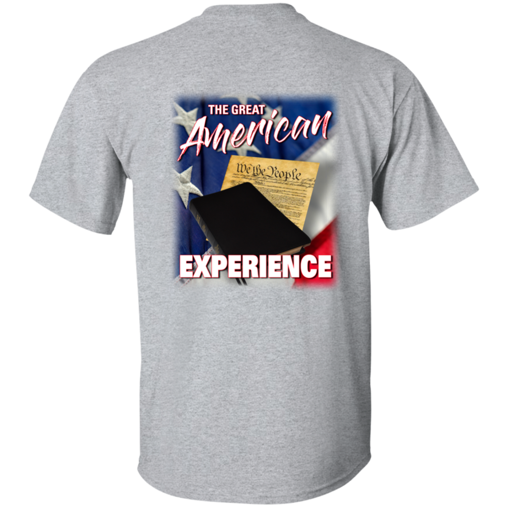 The Great American Experience Gildan Youth Ultra Cotton Unisex T
