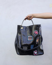 Load image into Gallery viewer, PRELOVED DIORIFIC PYTHON BAG