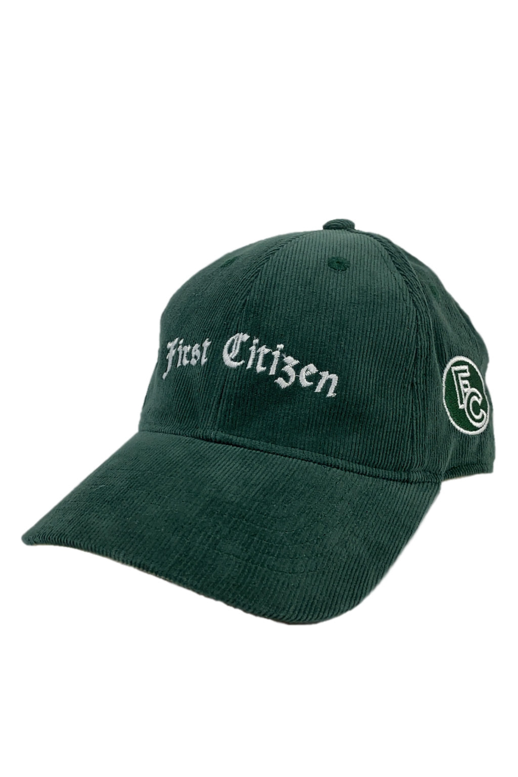 First Citizen Corduroy Strapback Hat