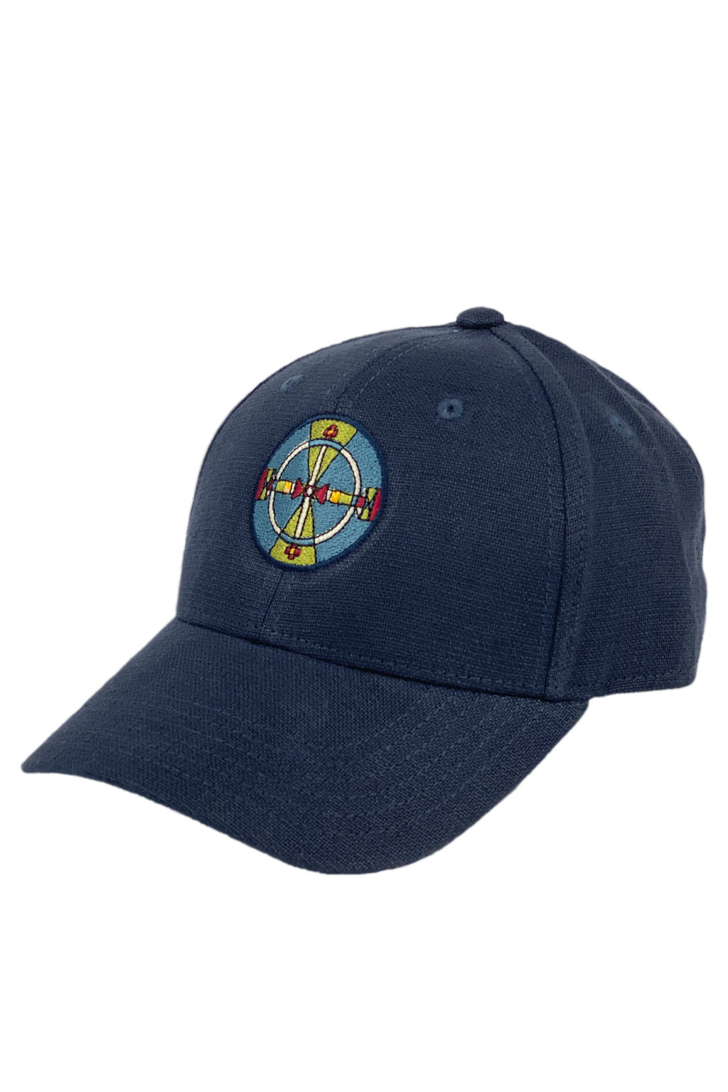 Geo Shield Ladies Strapback Hat