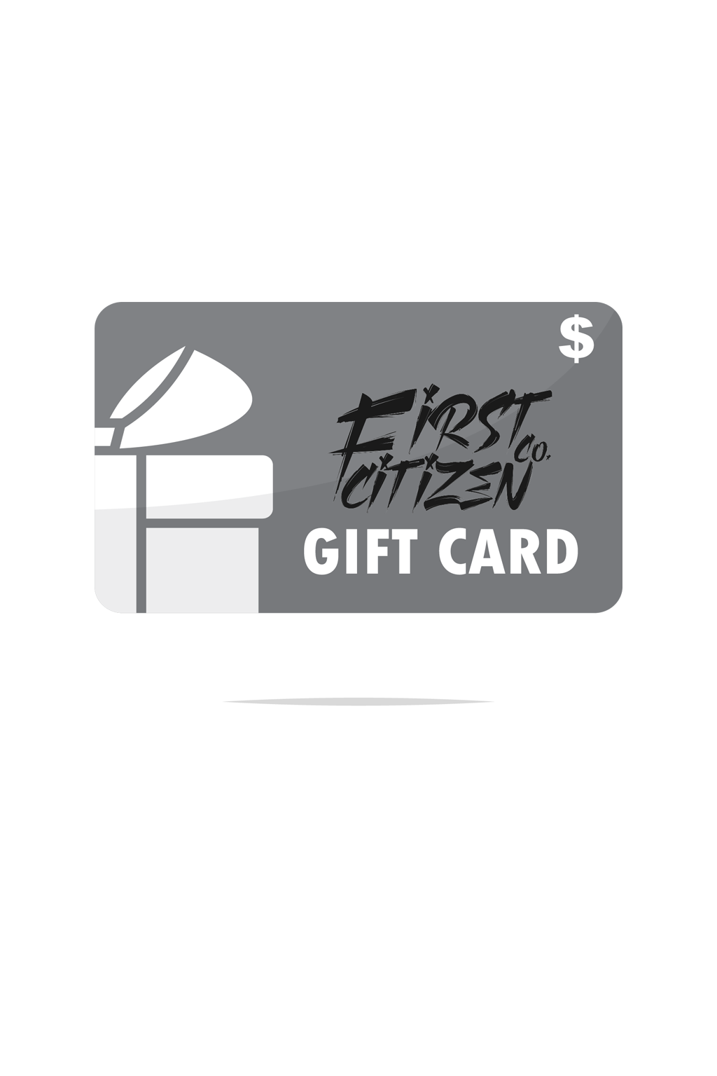 First Citizen Gift Card