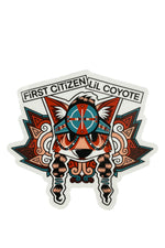 Lil Coyote x First Citizen Sticker Pack