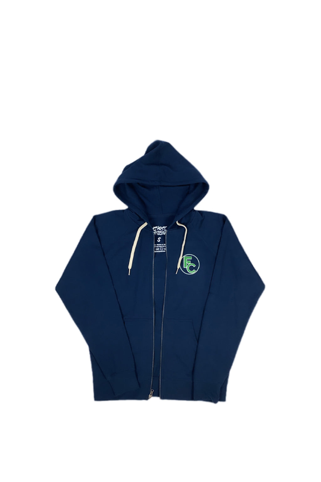 Racing Club Zip-Up Hoodie