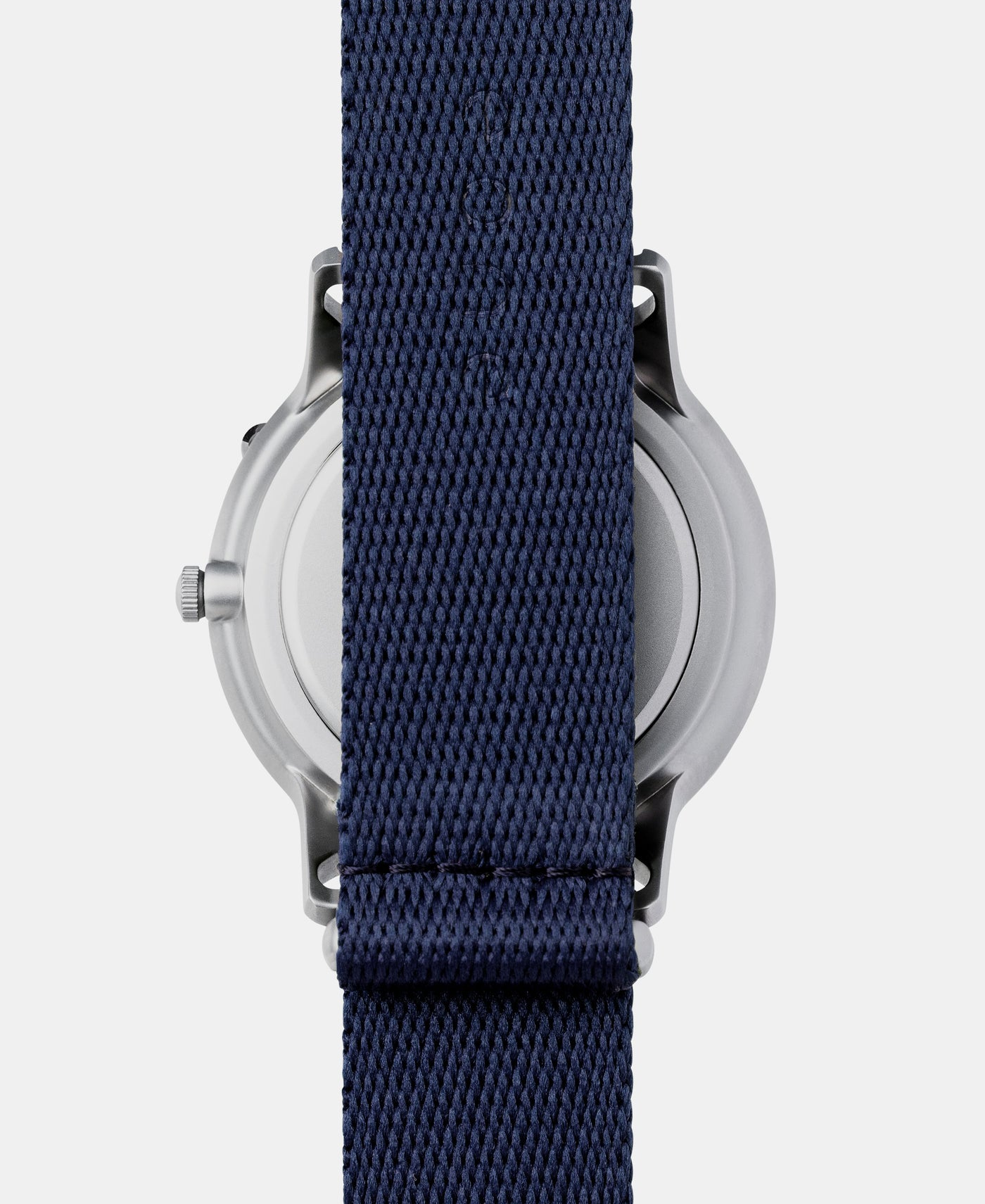 A photo of the back of the watch.