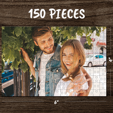 Custom Jigsaw Puzzle Best Gifts Love You Mom - 35-1000 pieces