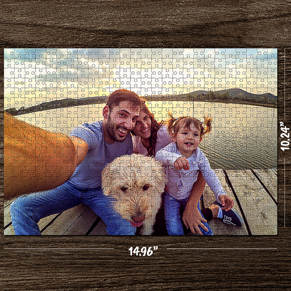 Custom Photo Jigsaw Puzzle Best Gifts For You 35-1000 pieces