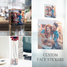 Custom Sticker Overall Photo Stickers