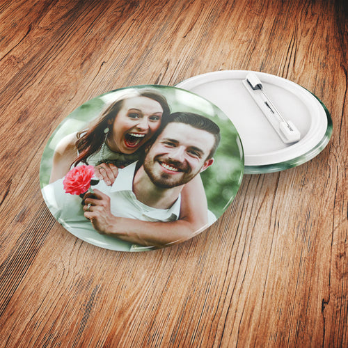 Custom Button - Your Photo