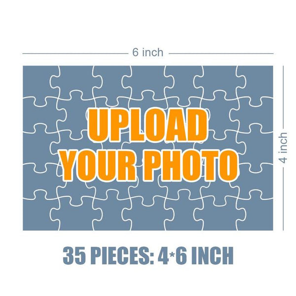 Custom Jigsaw Puzzle Best Gifts- 35-1500 pieces