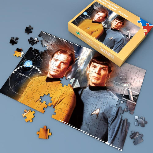 Star Trek Jigsaw Puzzle 35-1000 Pieces