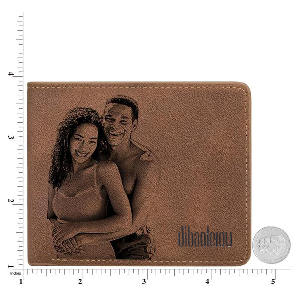 Custom Photo Wallet
