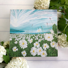 Load image into Gallery viewer, Daisy Field, Shelf Sitter/ Free U.S. Shipping!*
