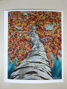 """Fall Perspective Tree"""