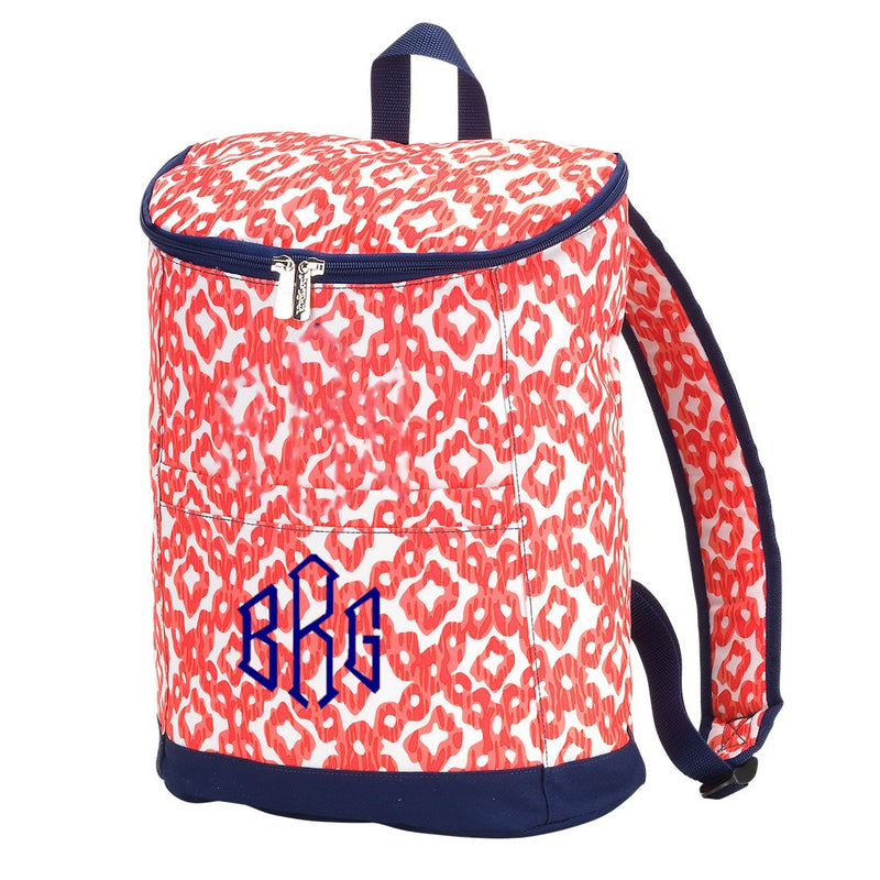 Catalina Backpack Cooler - Pink Dot Styles