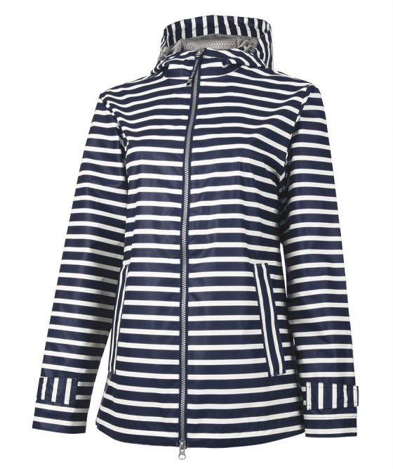 Women's Monogrammed Raincoat
