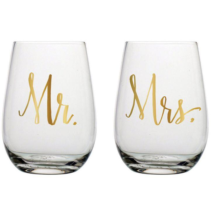 Wine Glasses - Pink Dot Styles