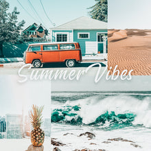 Load image into Gallery viewer, Summer Vibes Preset Pack