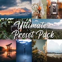 Load image into Gallery viewer, The Ultimate Lightroom Preset Pack!