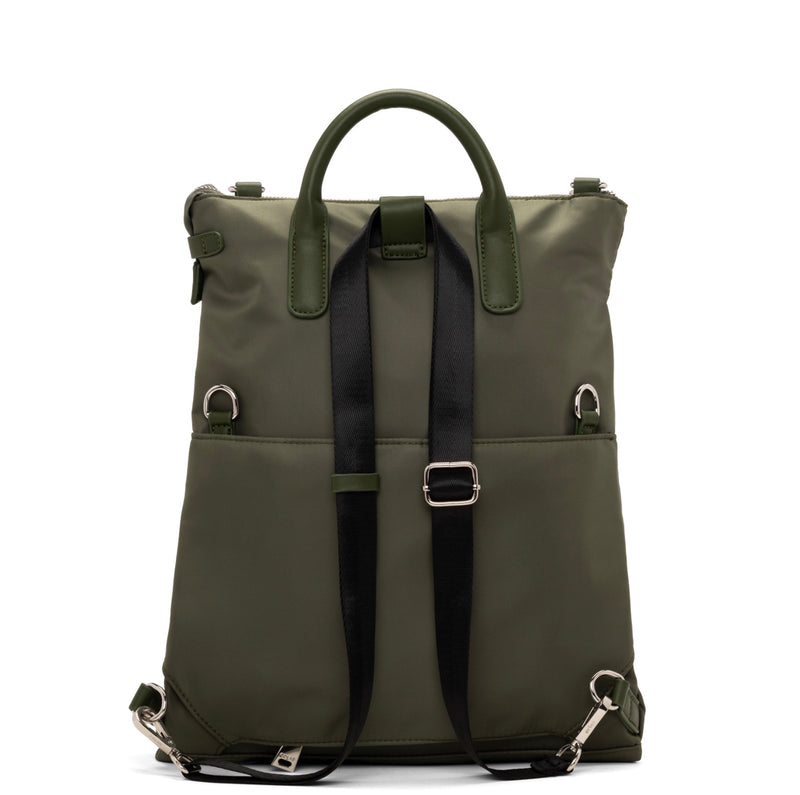 Ivy Nylon Convertible Backpack