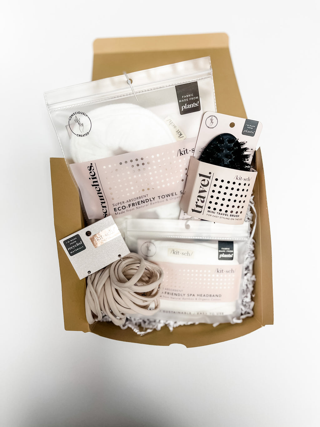 Eco-Friendly Spa Gift Set