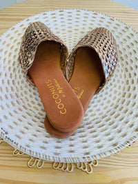 Coconuts by Matisse Island Flats - Gold