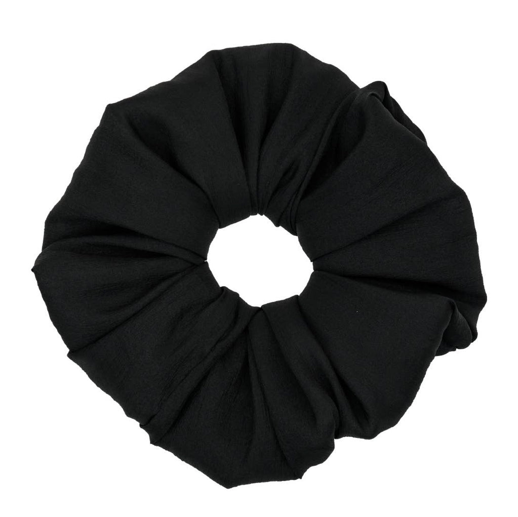 Dinner Scrunchie - Black