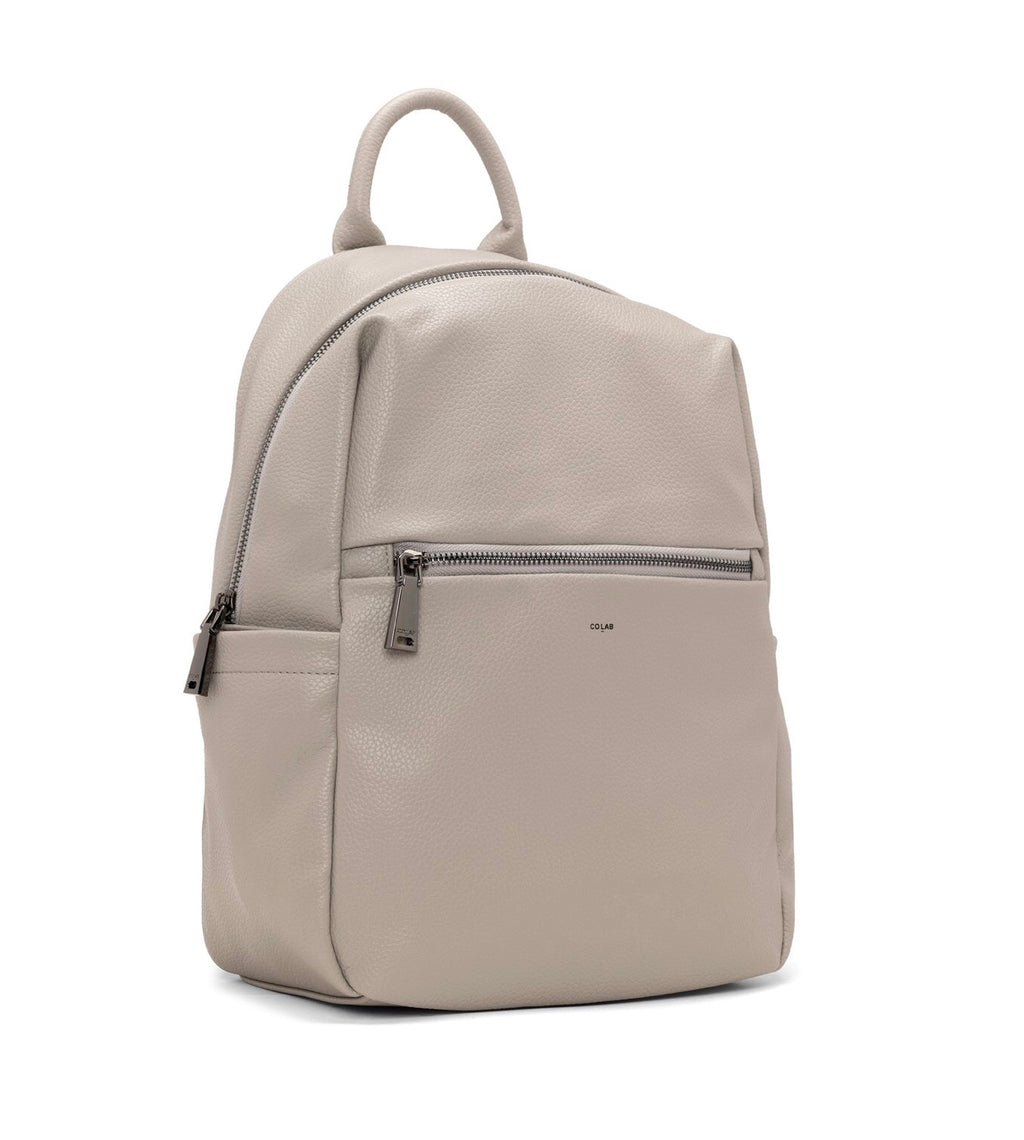 The Geneva Vegan Leather Backpack
