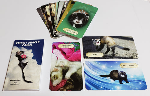 Ferret oracle cards.