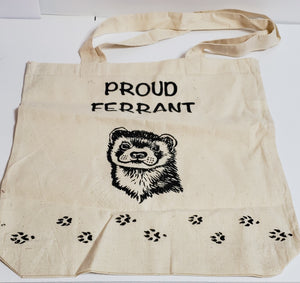 Proud Ferrant Tote bag
