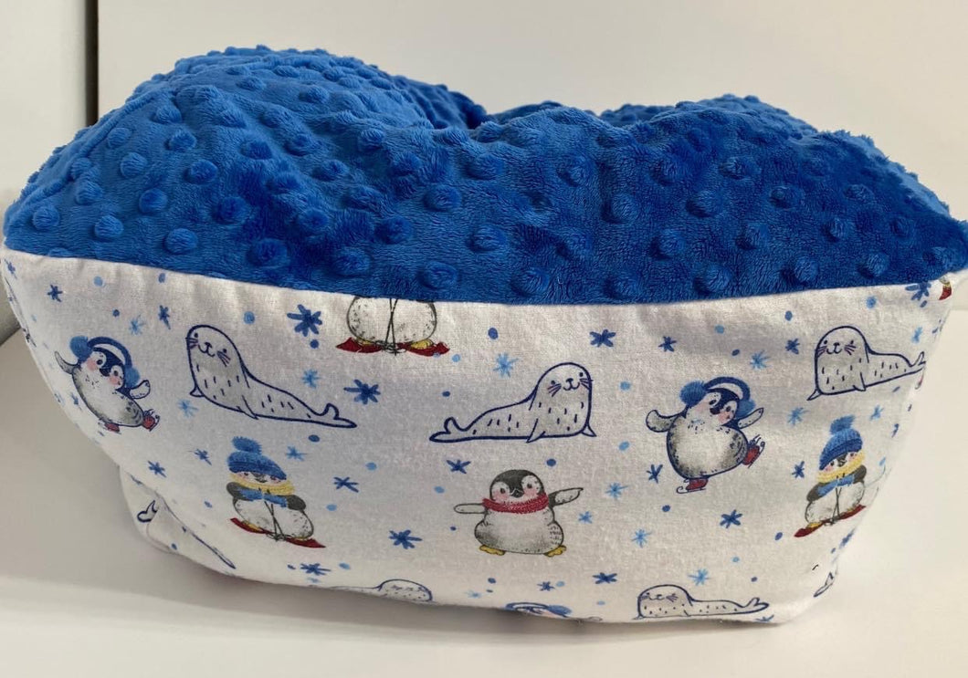 Small Squishy Bed Winter Critters