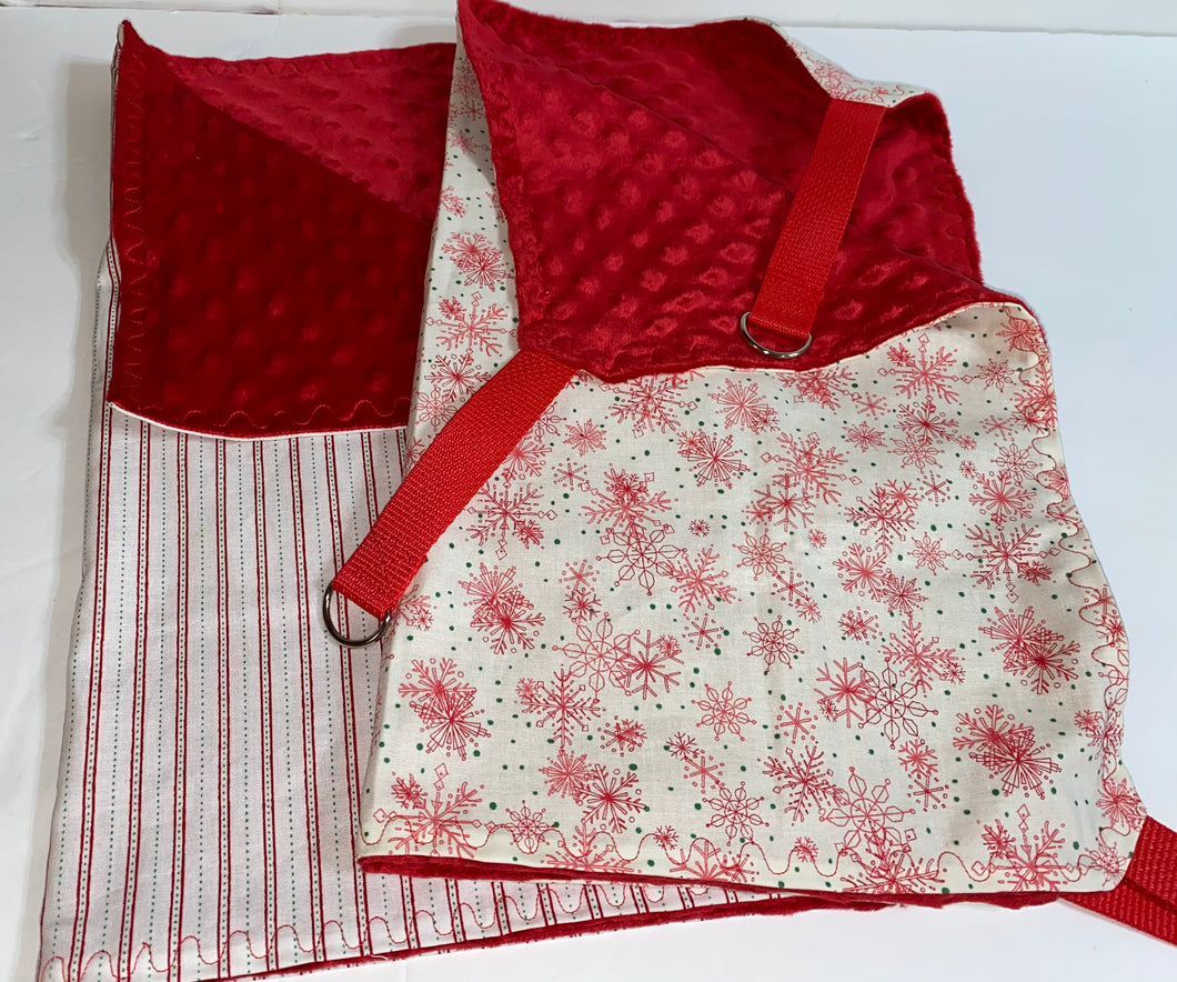Blanket Hammy Set Simple Holiday