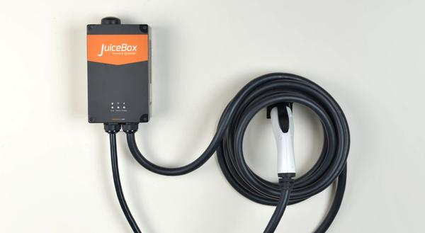 JuiceBox     Pro 75 WiFi-enabled EV Charging Station - 75 Amps image 6079169822789