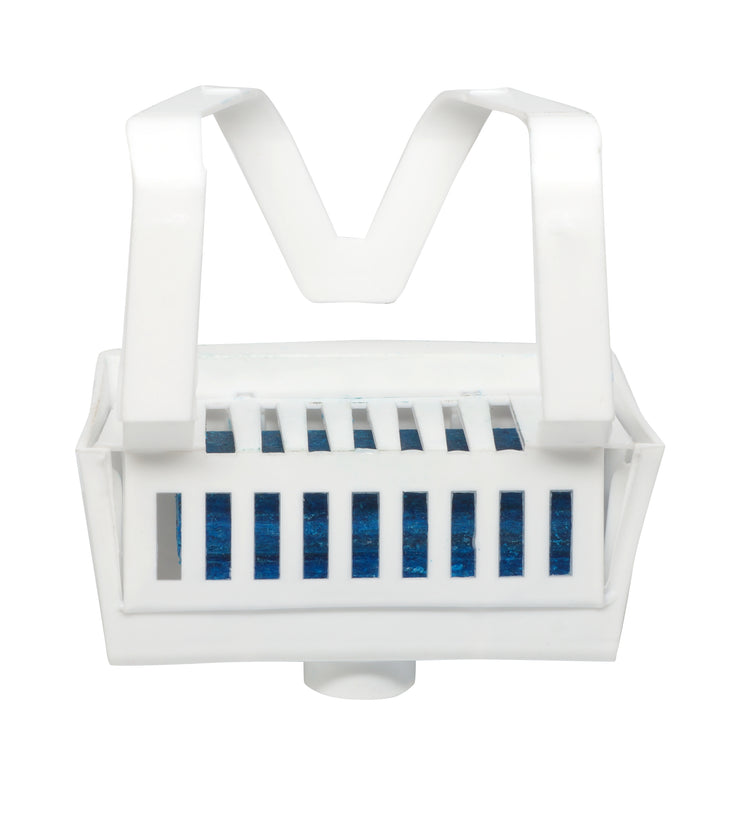 The TOILET BOWL RIM HANGER WITH NON-PARA BLOCK, 12/Case