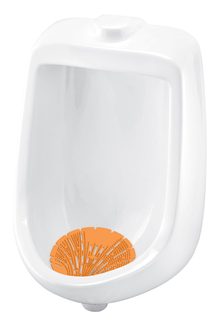 SUNBURST PEARL 3D URINAL SCREEN, 10/Case