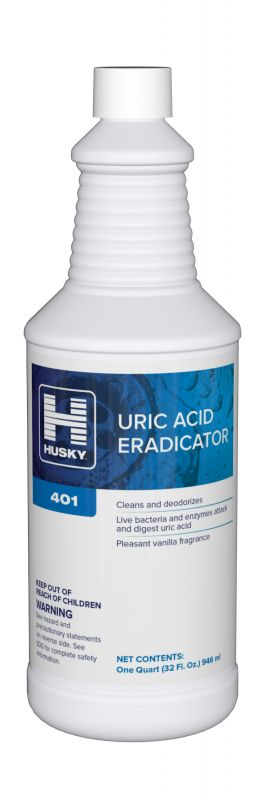 Husky 401: Uric Acid Eradicator, 32oz 12/cs