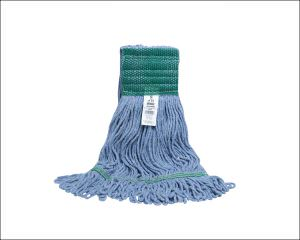 Medium Blended Loop End Mop Head, Green