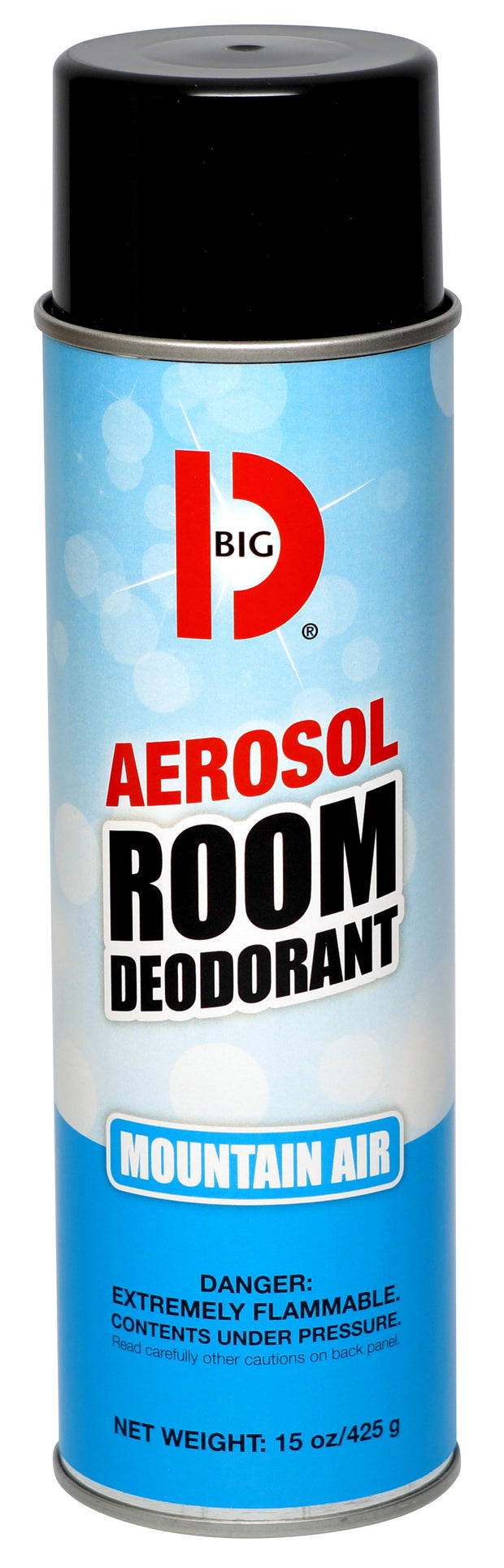 BIG D® MOUNTAIN AIR AEROSOL ROOM DEODORANT, 15oz 12/cs