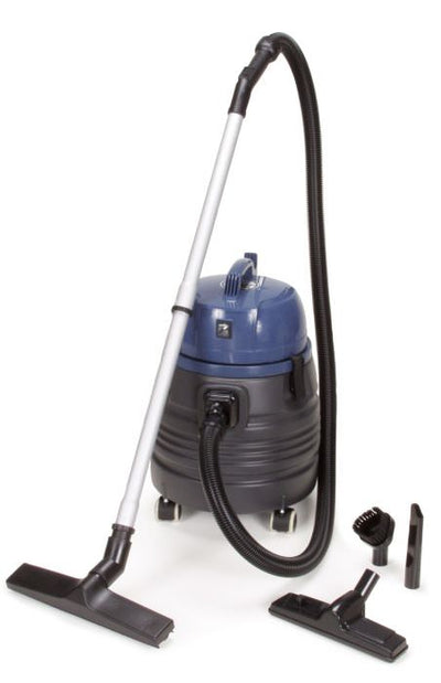 5 Gallon Wet Dry Vacuum with Tool Kit - Polyethylene Body
