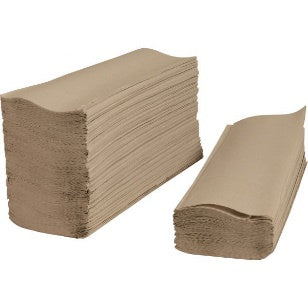 Multi-fold Paper Towels - Natural, 4000 Towels