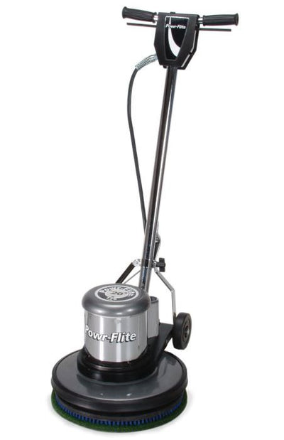 FLOOR MACHINE 17 1.5 HP MOTOR  W/PAD DRIVER