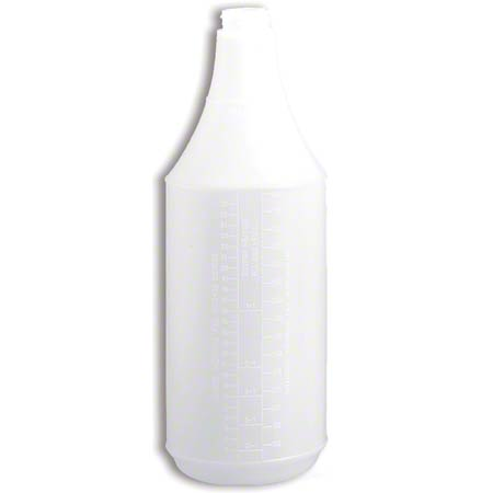 32oz Plastic Round Bottle
