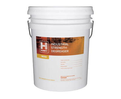 Husky 900: Industrial Strength Degreaser 5 gal