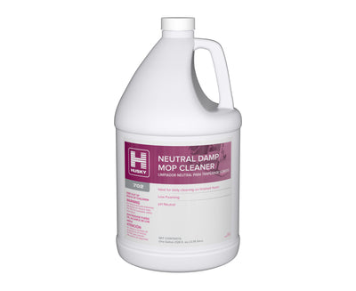 Husky 702: Neutral Damp Mop Cleaner 1 gal 4/cs