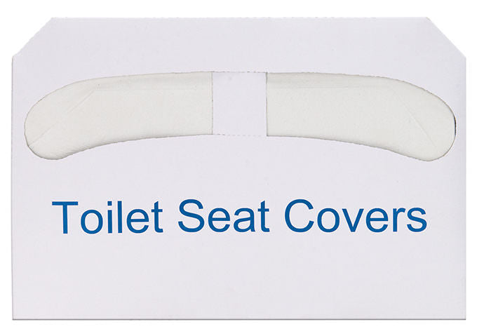 TSC-250 Half-Fold Toilet Seat Cover, 20/case