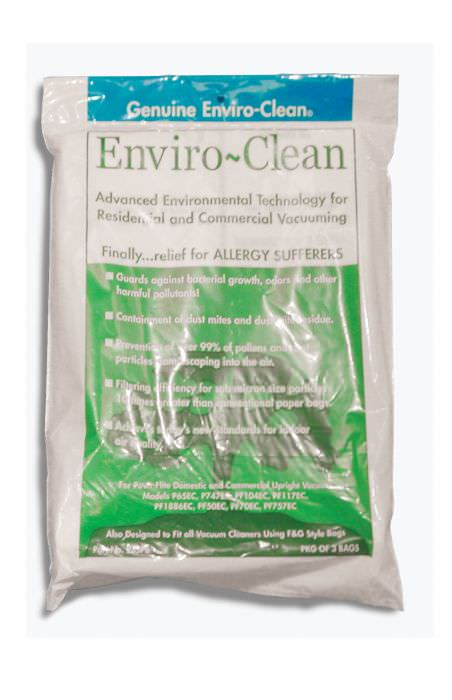 Enviro-Clean™ paper bag, 9 pack