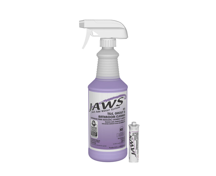 JAWS 3410: Tile, Grout & Bathroom Cleaner Kit