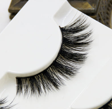 Handmade Real Mink False Eyelash