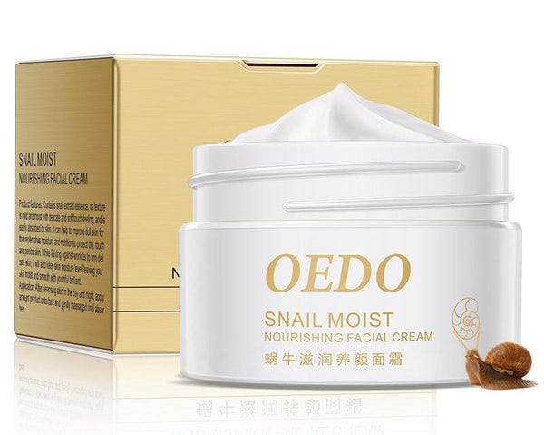 Snail Moist Nourishing Facial Cream