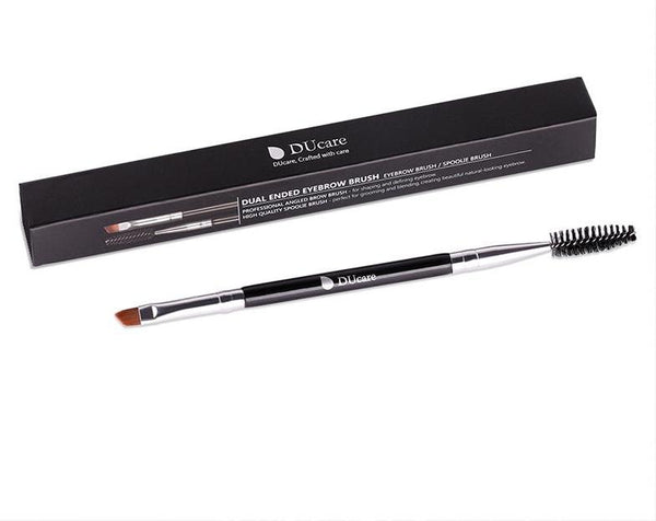 Eyebrow Brush And Eyebrow Comb